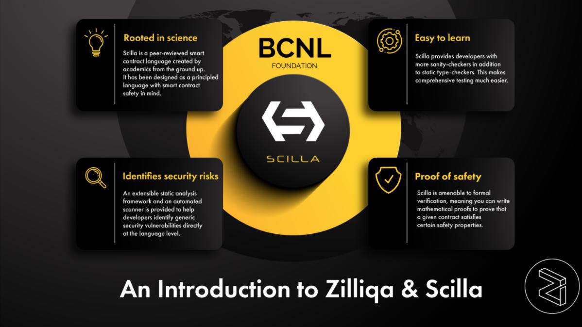 Zilliqa with Scilla
