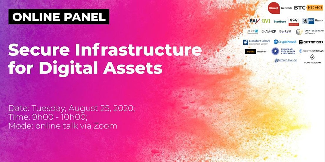 SecureInfrastructureDigitalAssets