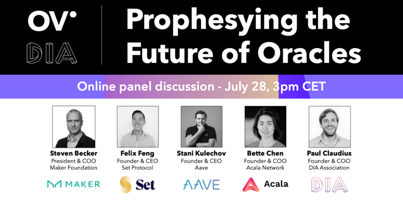 Prophesying the Future of Oracles By DIA Association